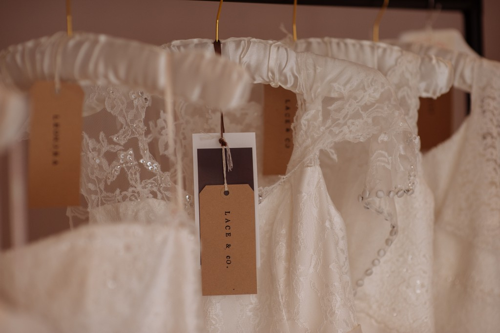 Lace & Co bridal boutique, yorkshire bridal boutique, Image Credit - Toast of Leeds Photography