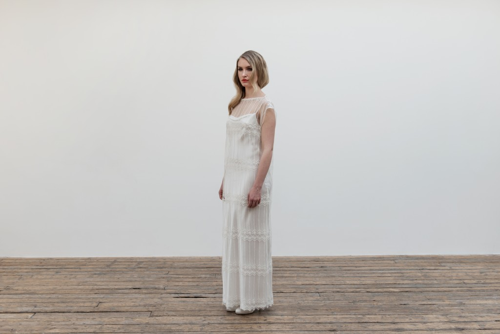 ophelia dress, Andrea Hawkes Bridal,  imagery owen richards photography
