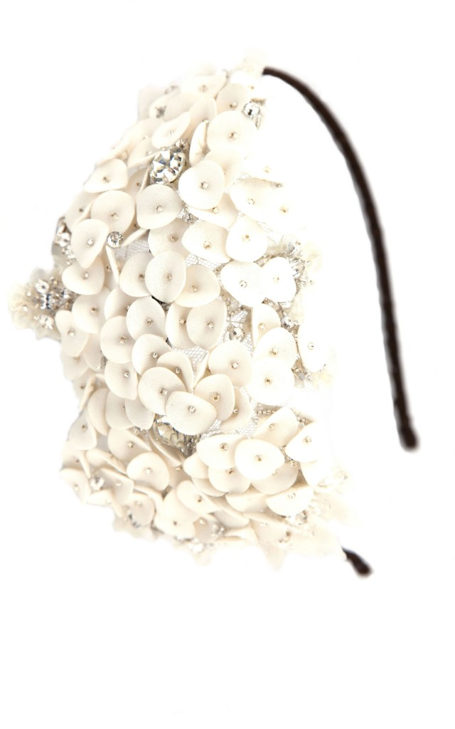 luxe maia headband, LHG Designs,