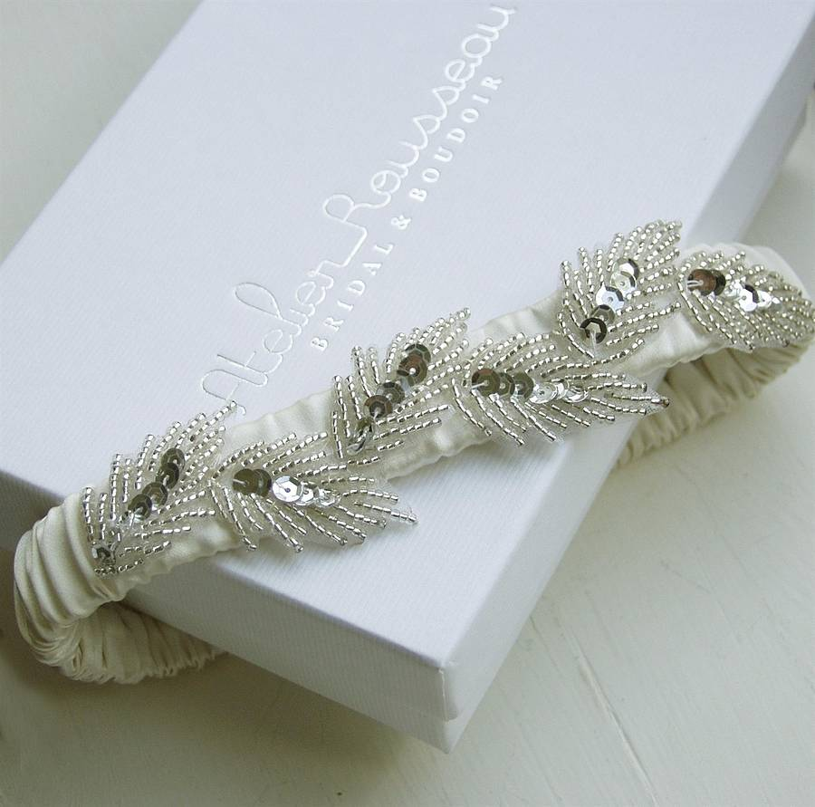 athena-goddess-vintage-style-wedding-garter, chez bec, NOTHS,  Greek Inspired Wedding Theme