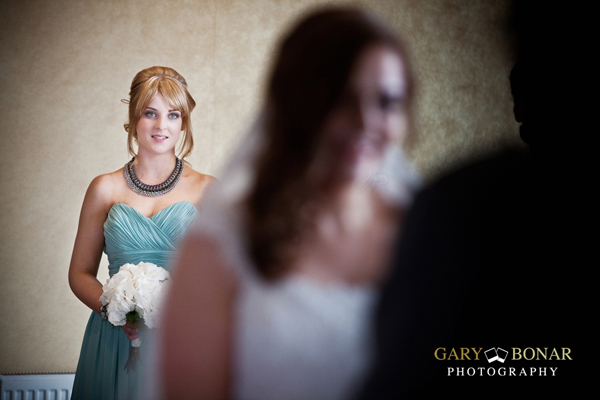 bridesmaid in romantica pure, gary bonar photo