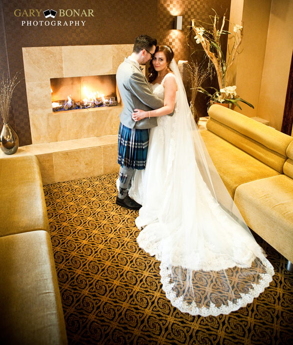 lochside house hotel, gary bonar photo, bride and groom