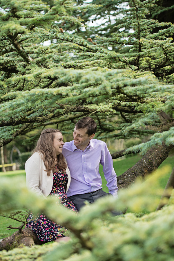 engagement shoot, hannah mcclune photography, marwell zoo