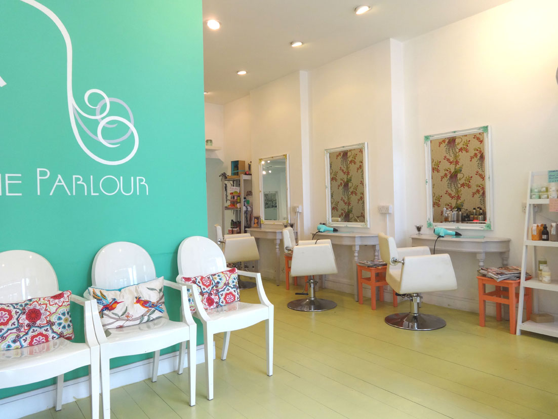 Effortless Glam for Bridal Hair from The Parlour