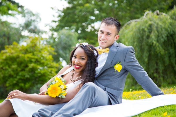 Yellow Wedding Inspiration Shoot, Styling by 9ice Events , All images by Elysium Photography