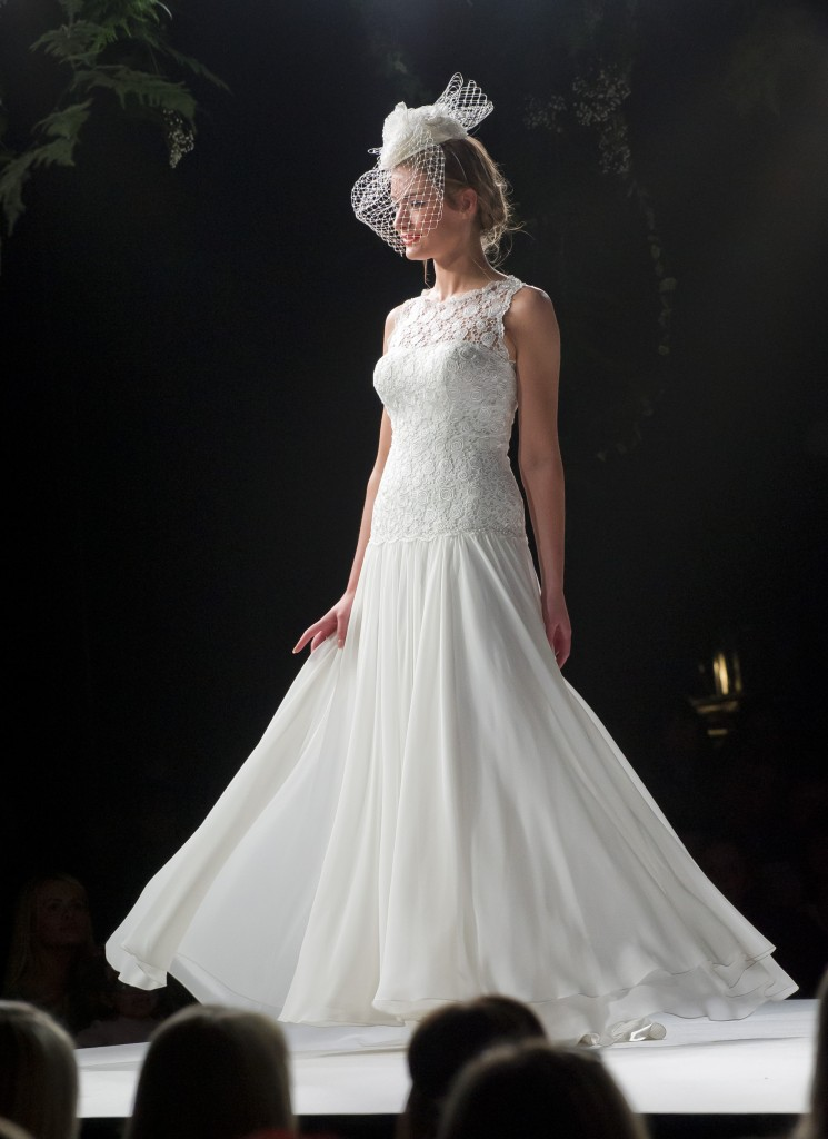 catwalk, scottish wedding show, 25-26th october 2014