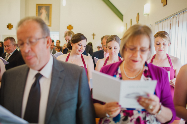 Caroline & James Wedding 6th June 2014