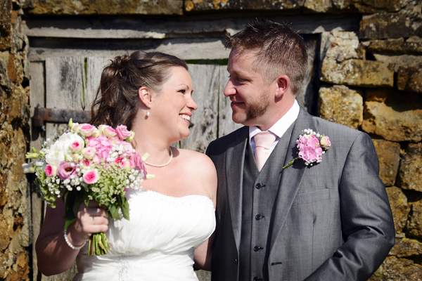The Granary at Fawsley, Adam Watts Photography, peach and pink theme