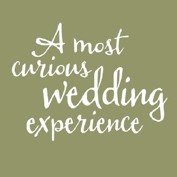 A Most Curious Wedding Experience Logo