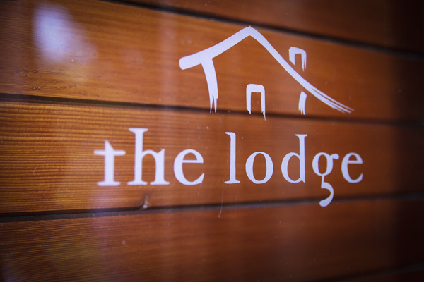 lodge on loch goil, silver photography