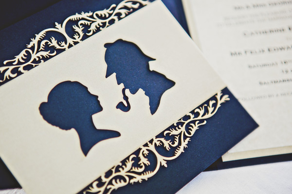 Investigation Into Love A Sherlock Themed Wedding Shoot