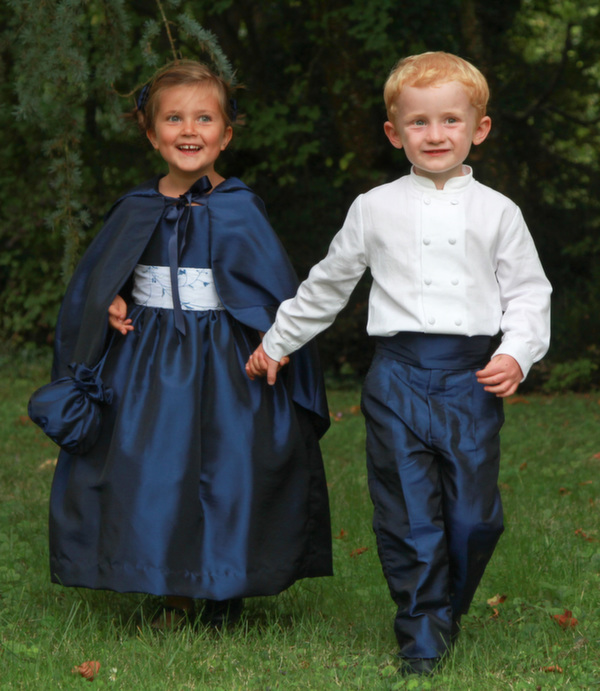 8dec54f549bb Little Eglantine Fall 2014 collection of flower girl dresses and ...