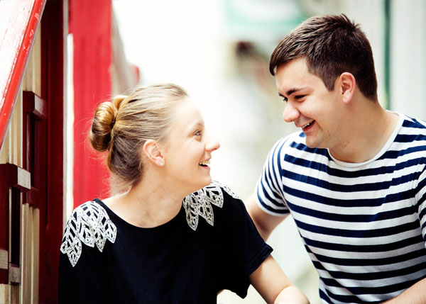 Cardiff City Engagement Shoot,  Morgan Quarter, Images by Francesca Hill Photography -