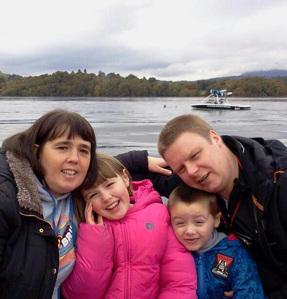 windermere,  Family Time, Image by Kerry Tinlin