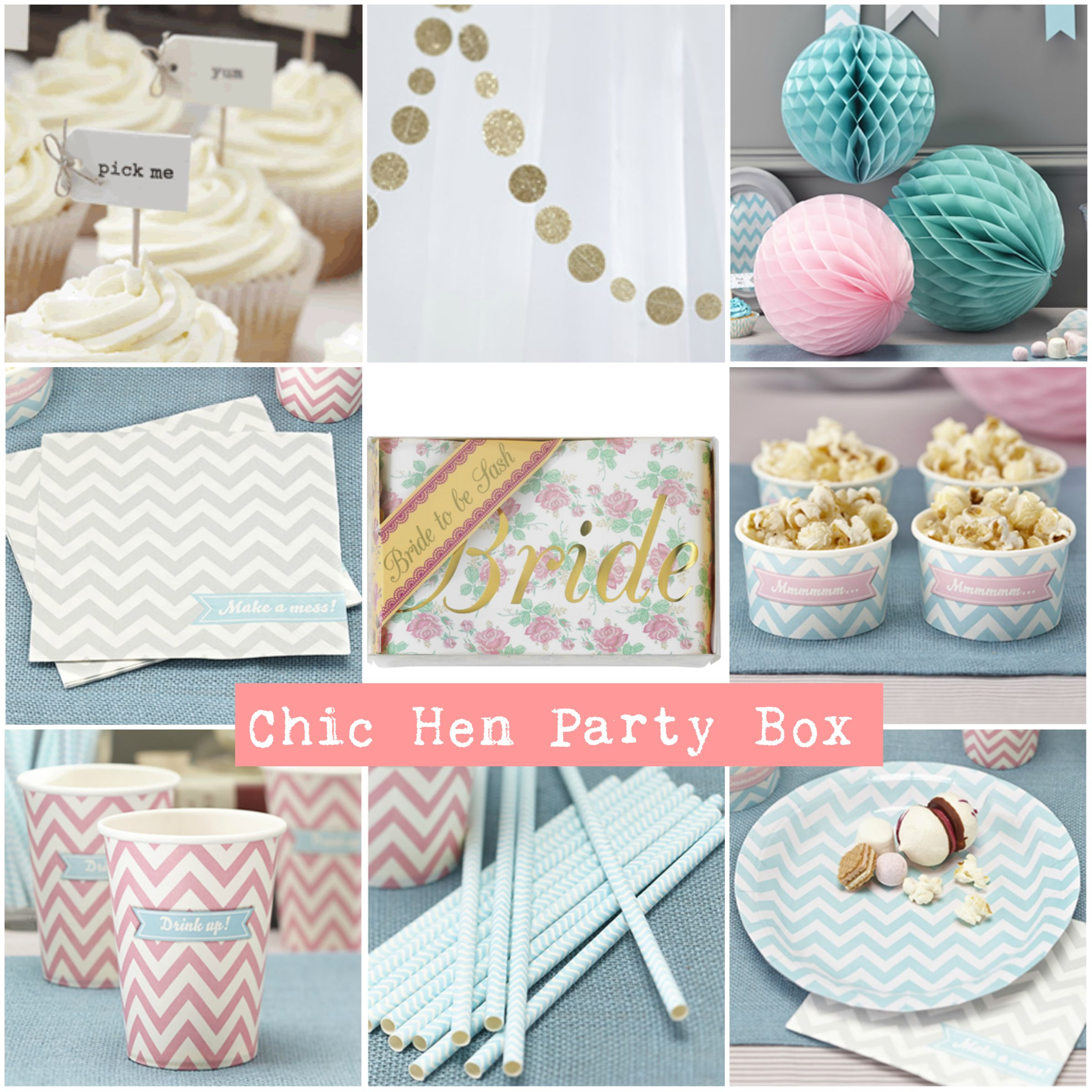 Hens Party Decoration Ideas - Elitflat