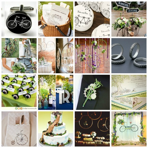 A Year of Creativity 2014, Bicycle Wedding, Bicycle Wedding moodboard, Bicycle Wedding ideas, Bicycle Wedding styling, Bicycle Wedding theme