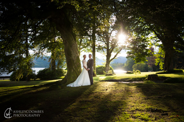 Candra Kay Marries Richard Lewis At Altskeith Kinlochard