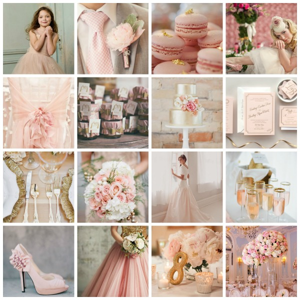 A Year of Creativity 2014, Blush Pink and Gold Wedding , Blush Pink and Gold Wedding styling, Blush Pink and Gold Wedding moodboard, Blush Pink and Gold Wedding theme, Blush Pink and Gold Wedding ideas