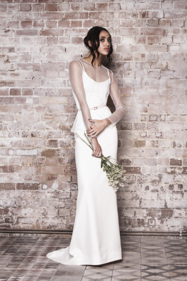 Muscat London Bridal - Contemporary Wedding Dresses for the ...