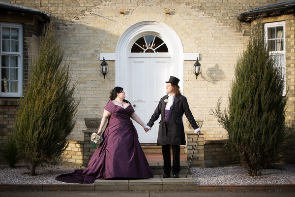Hayley Ruth Photography , steampunk wedding, adventure time wedding, world of warcraft wedding