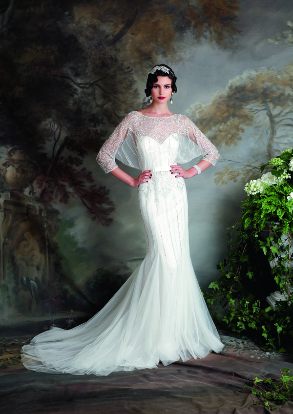 elsa dress, eliza jane howell, vintage inspired wedding dresses, photography chris dawes, debutante collection