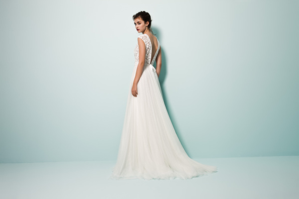 The PEARL Wedding Gown Collection from Daalarna Couture