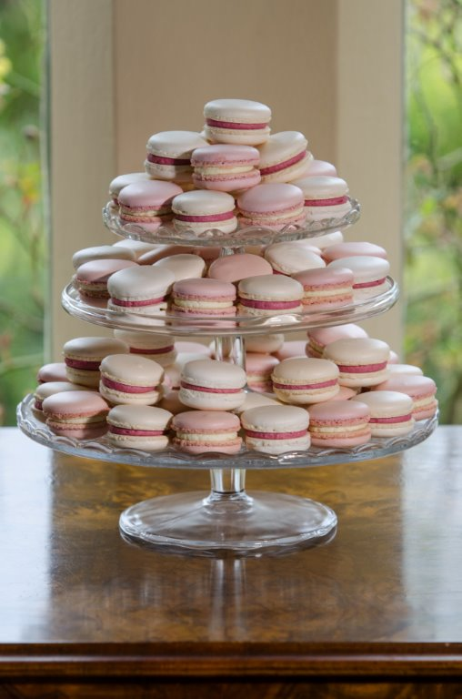 macaroon cake stand - photo #45