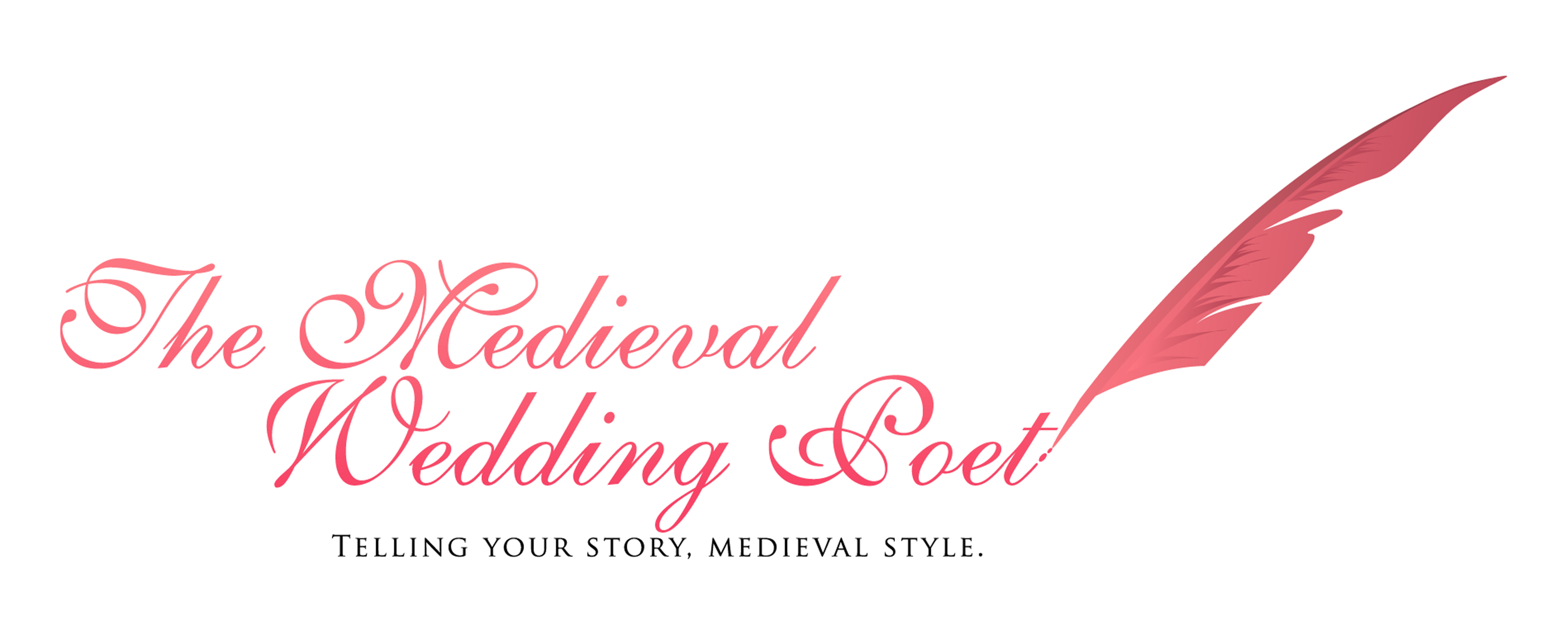 Be your own Lady and Knight with Medieval Wedding Poetry
