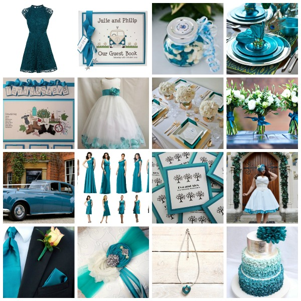 MrsPandPs Sunday Cuppa, Wedding Blog,  Blog Catch up, April 12th 2015 , teal wedding, teal wedding theme, teal wedding theme ideas, teal wedding theme moodboard, teal wedding theme styling, uk wedding blog