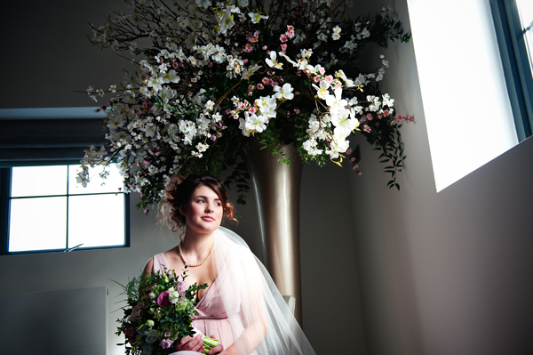 MrsPandPs Easter Sunday Cuppa,  Wedding Blog, Blog  Catch up, Cakes: Caroline's Cake Company, cherry blossom inspired wedding, cherry blossom wedding, cherry blossom wedding styled shoot, Dresses: Isla Jean Bridal, Flowers & Decor: Verdure Floral Design, Hair accessories: Jon Richard, Images: McAvoy Wedding Photography, Makeup & Hair: Lorna Waterworth, mcavoy photography, Models: Imogen Sparks and Caitlin O'Donnell, uk wedding blog, Veils: Dream Veils, Venue: The Ainscow Hotel