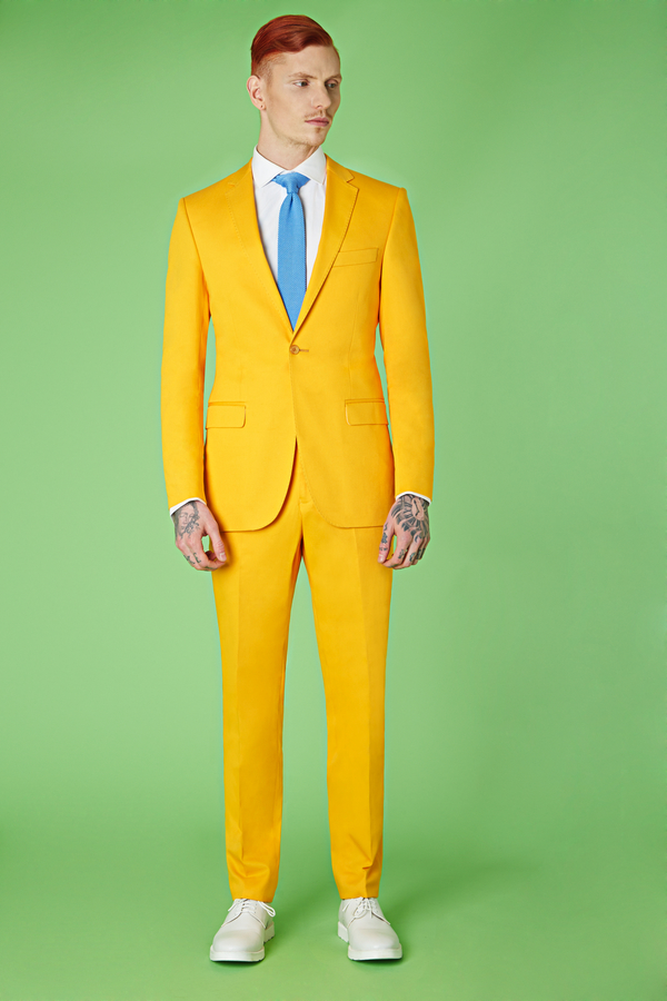 Cultured in Colour - Made to Measure suits for Grooms from Adam Waite
