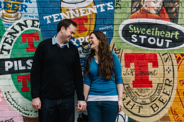 Glasgow engagement shoot, warwickshire wedding photographer, tennents factory glasgow, These images were taken by www.christinemcnally.co.uk and are subject to copyright (2014). Please contact the photographer for usage information/permission.