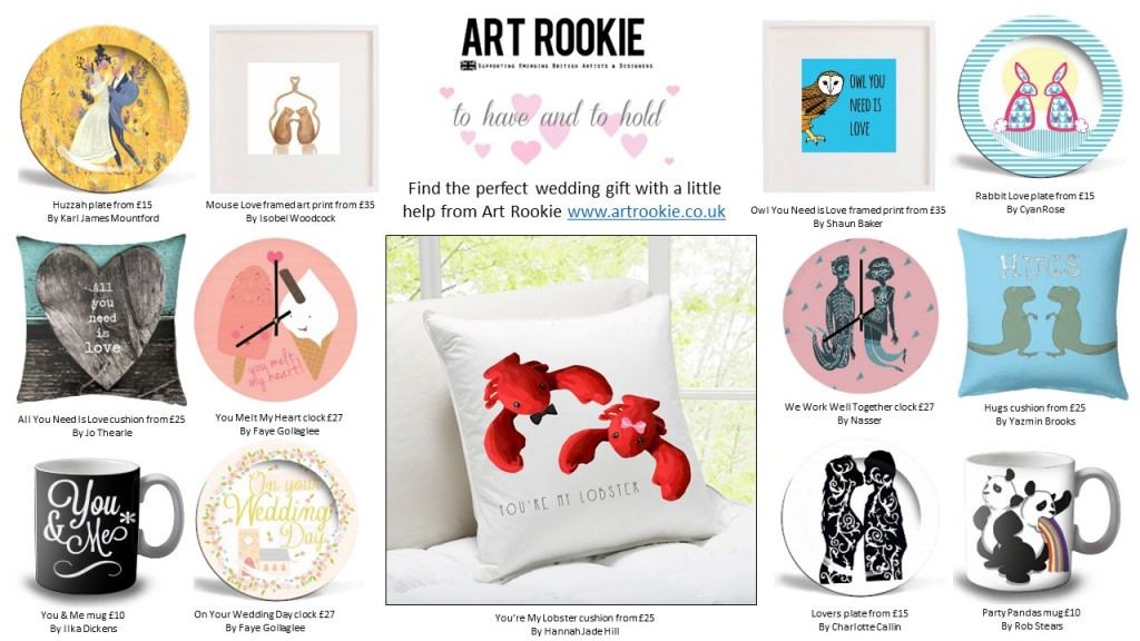 Wedding Gift Art Ideas : hand over to the Brand to tell you all about what they do?