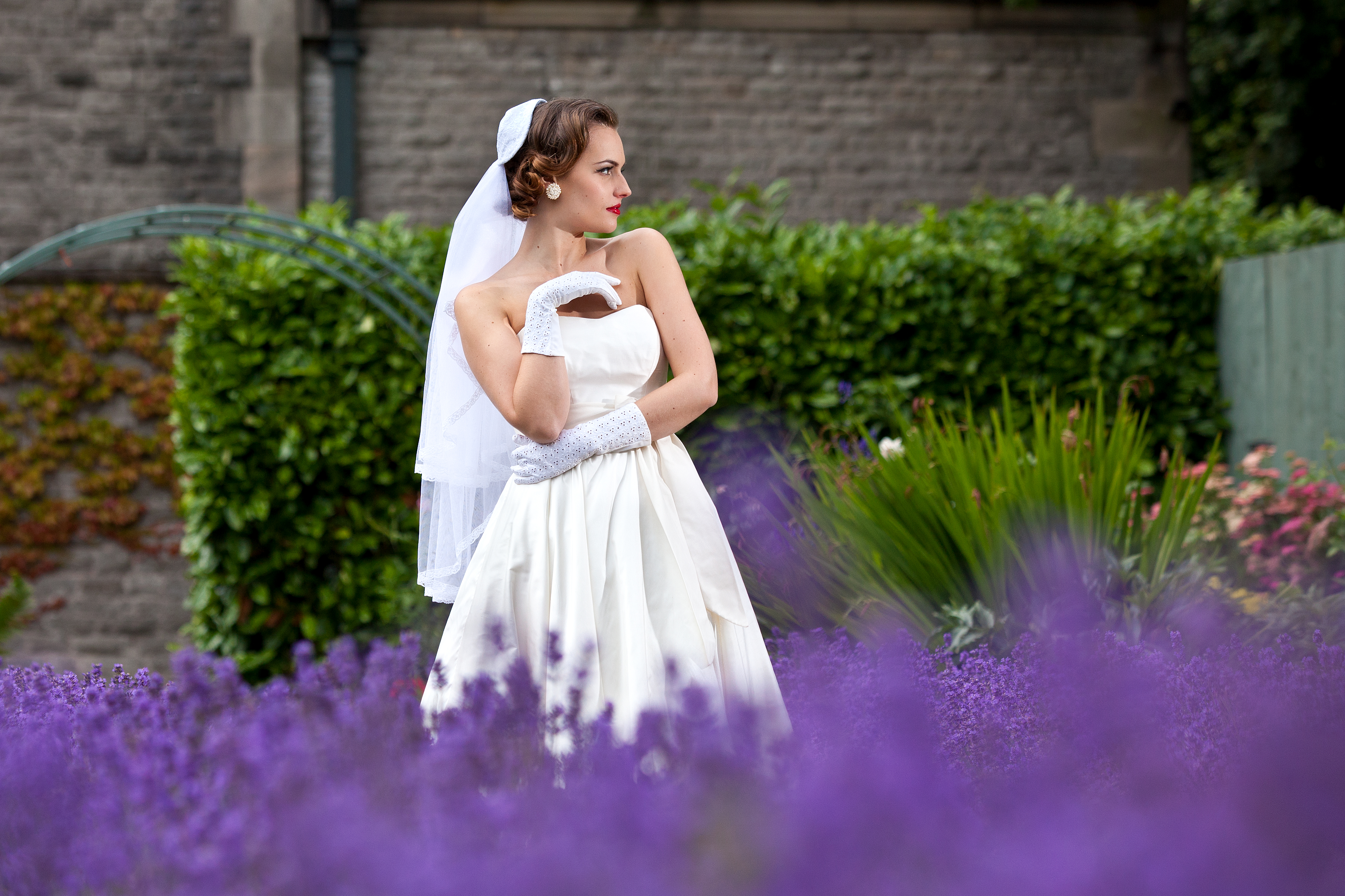 Handcrafted Bridal Accessories, vintage accessories,  Thomasina Brides , Images - Steve Horsley Photography