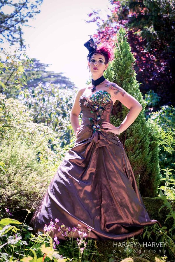 harvey-and-harvey-photography-rock-your-wedding-dress-shoot-stoke-rochford-hall-steampunk-wedding-inspiration-dolls-mad-hattery-charlotte-wesson-hair-paula-tennant-MUA (30)