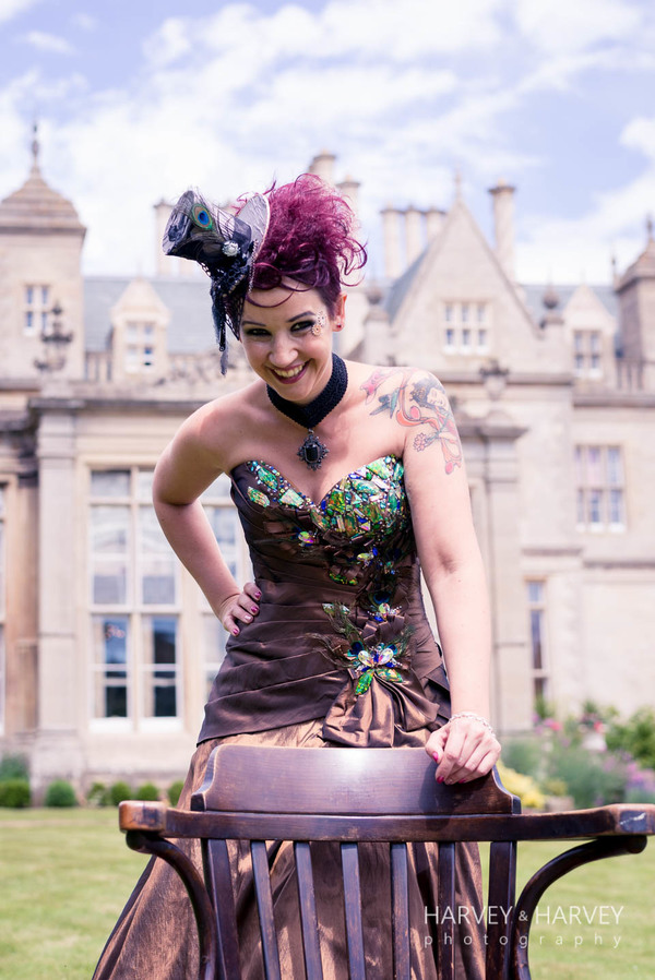 harvey-and-harvey-photography-rock-your-wedding-dress-shoot-stoke-rochford-hall-steampunk-wedding-inspiration-dolls-mad-hattery-charlotte-wesson-hair-paula-tennant-MUA (39)