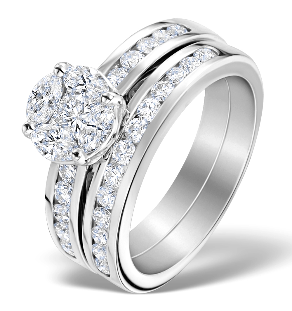 5 top tips for buying a bridal set for Wedding ring sets uk