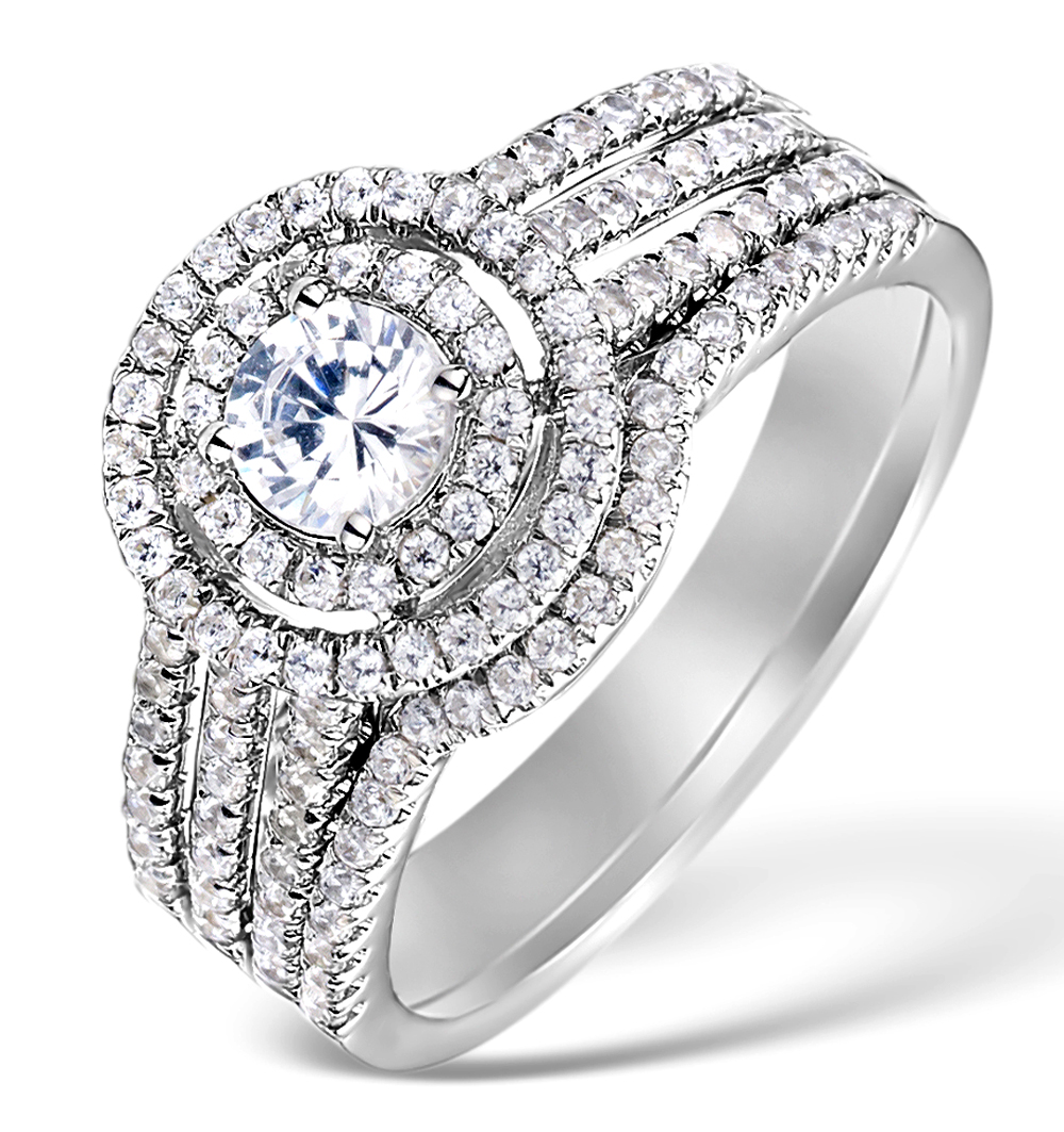 bridal sets, engagement ring, wedding ring, the diamond store, online jeweller