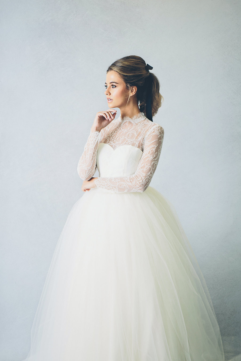 Strength & Sensuality - Contemporary Bridal Gowns from Elizabeth ...