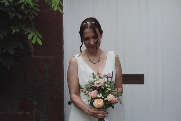 A Village Hall Wedding At Tyninghame With Personal Touches