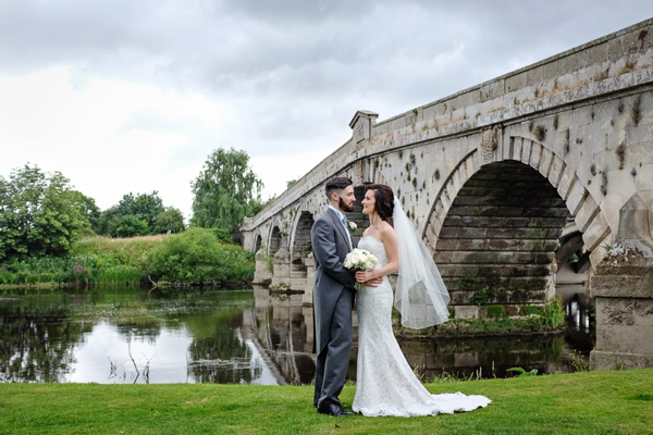 A Beautiful Shropshire Wedding With A Relaxed Afternoon Tea