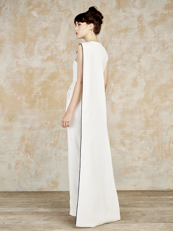 Bouilly, House of Ollichon, bridal jumpsuits, bridal separates, luxury jumpsuits, luxury bridal jumpsuits