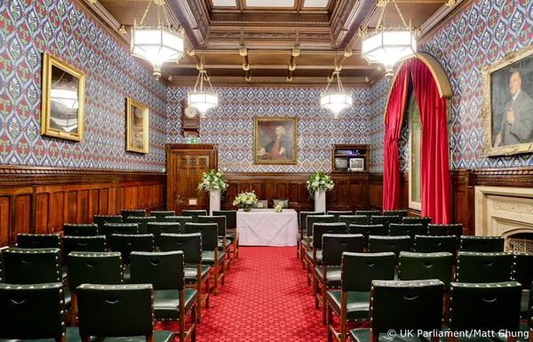 Where Is The Churchill Room In The Houses Of Parliament
