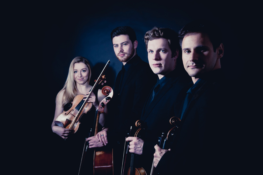 Alive Network String Qaurtet Quartets Players