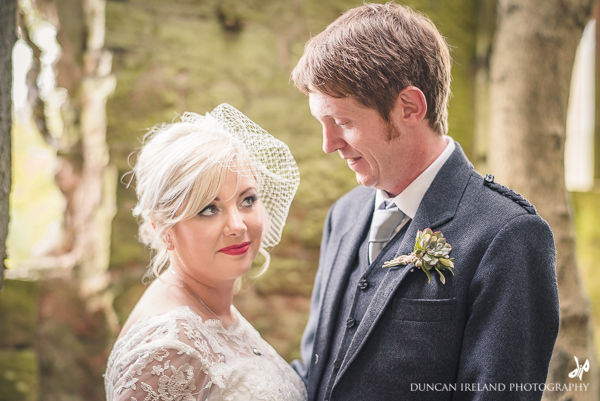 A Beautiful Scottish Borders Wedding With A Dragonfly