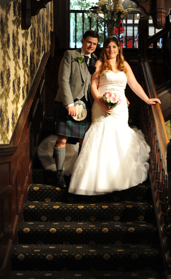 Glynhill-Hotel-Renfrewshire-Wedding-Venue-Scottish-Wedding-Venue , grand manor staircase