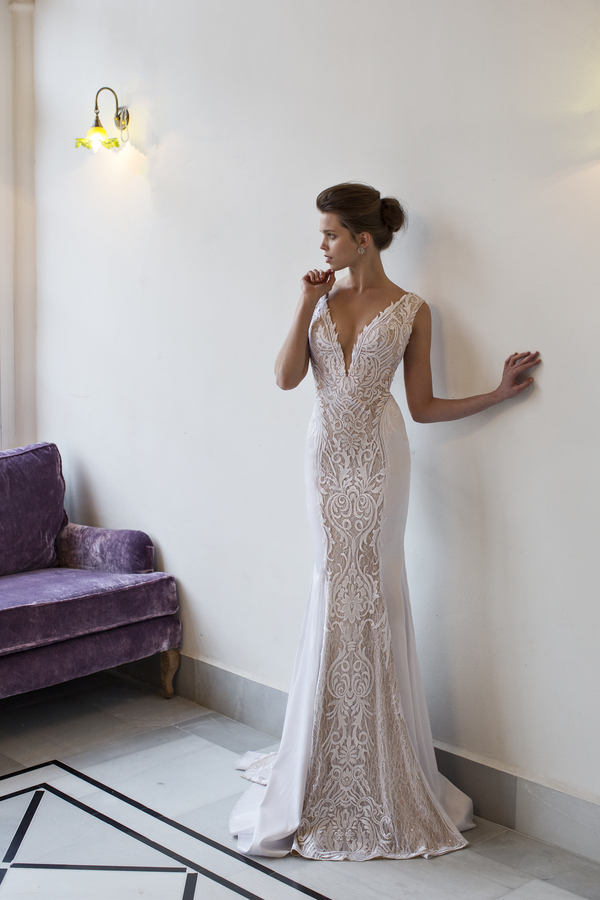 Verona haute couture bridal gown collection from riki for Haute couture designers