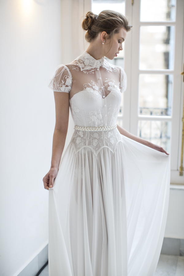 Verona Haute Couture Bridal Gown Collection From Riki Dalal