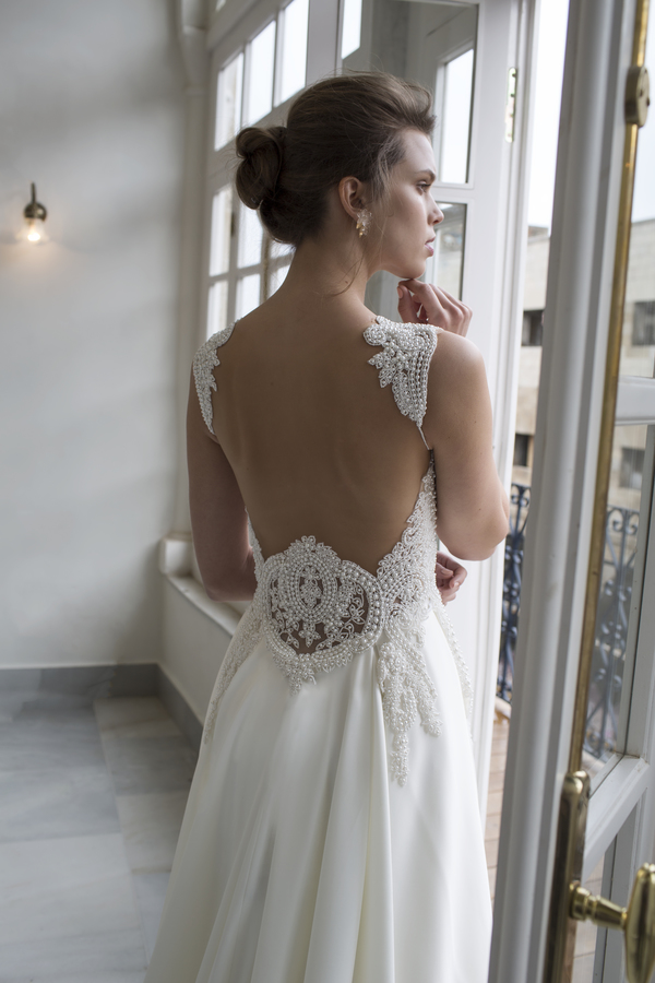 Verona haute couture bridal gown collection from riki for High couture dresses
