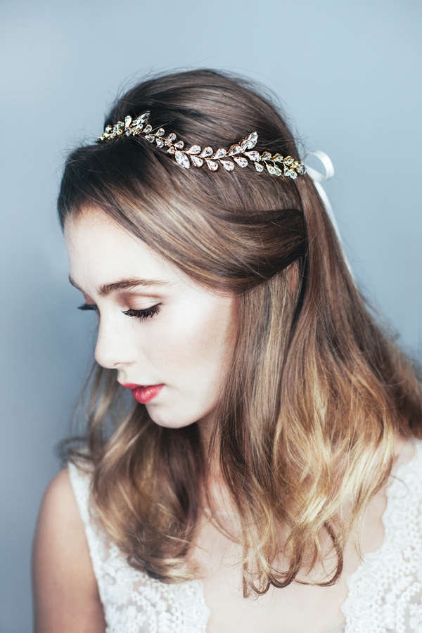 Choosing Your Wedding Hair Accessories The Blossoms Collection